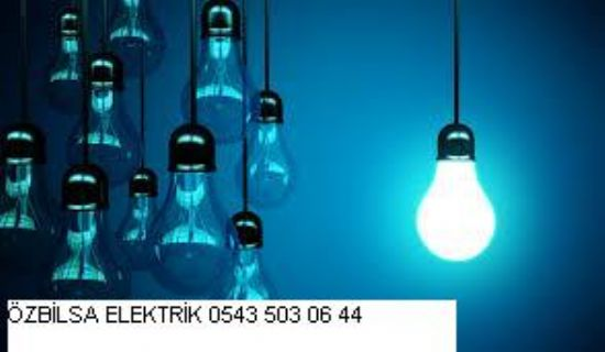 Hasanpaşa Elektrik Servisi 0543 503 06 44