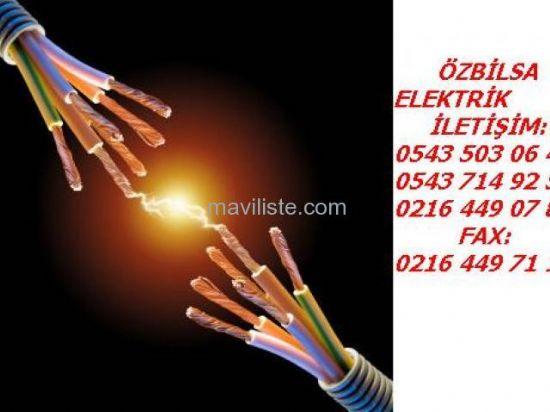 Bostancı Elektrik Servisi 0543 503 06 44