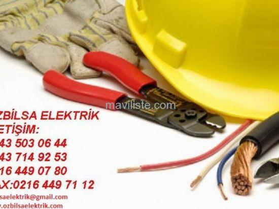 Caddebostan Elektrik Servisi 0543 503 06 44