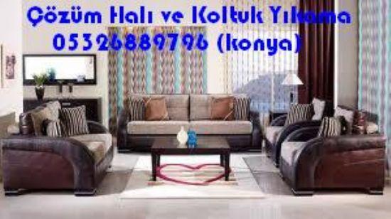 Konya Yerinde Halı Koltuk Yıkama 0532 688 97 96