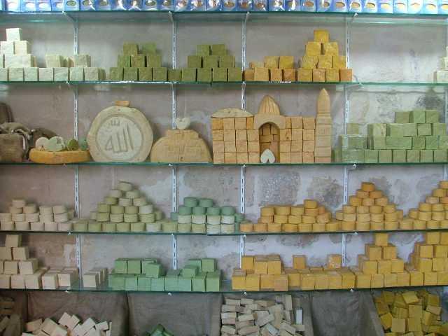 Bıtım Badem Menengiç Sabunların Tek Adresi Mardin Sabun Sarayı