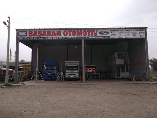 Başaran Otomotiv Sigorta Şirketleriyle Anlaşmalı Servis