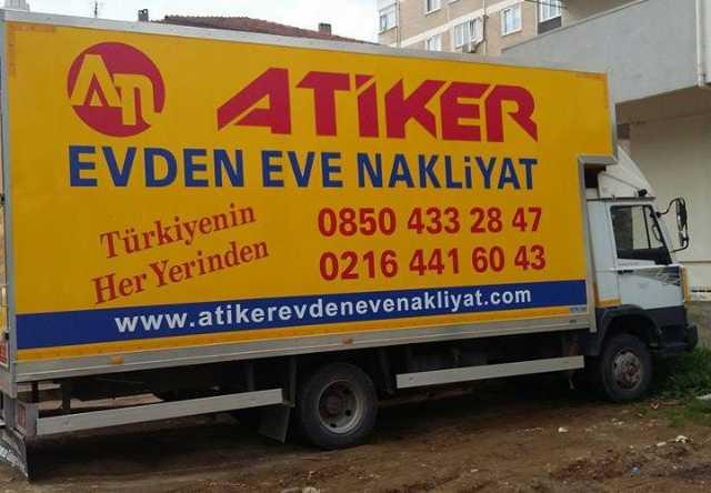Kadıköy Evden Eve Nakliyat | Atiker Nakliyat
