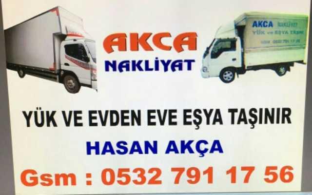 Evden Eve Nakliyat Nakliyeci Beşiktaş Kamyonet