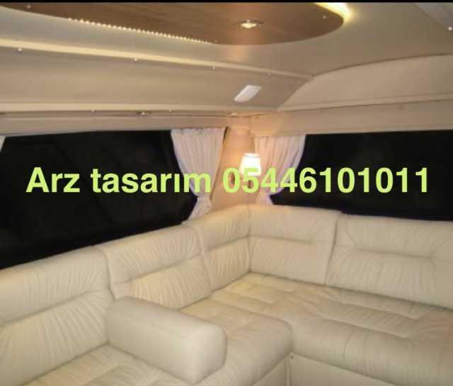 Tekne Döşeme Koltuk Döşeme Çengelköy