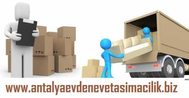 Antalya Evden Eve Taşımacılık Firmaları Lojislik