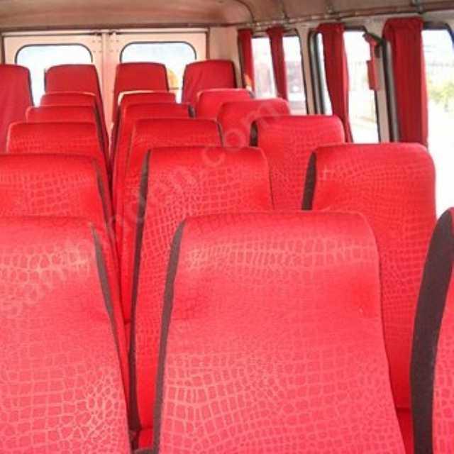 Minibüs Koltuk Kılıfı Yaşar Oto Kılıfı