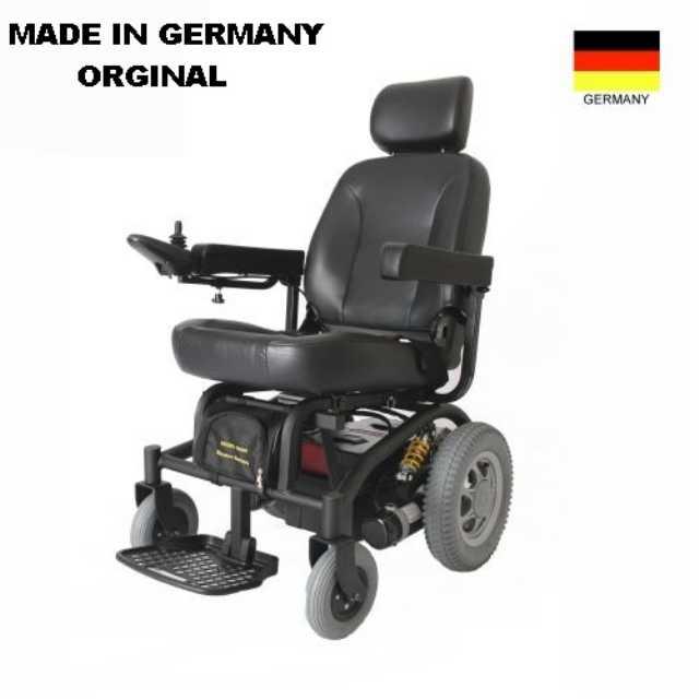 Alman Malı Quattro Oto Koltuklu Akülü Sandalye