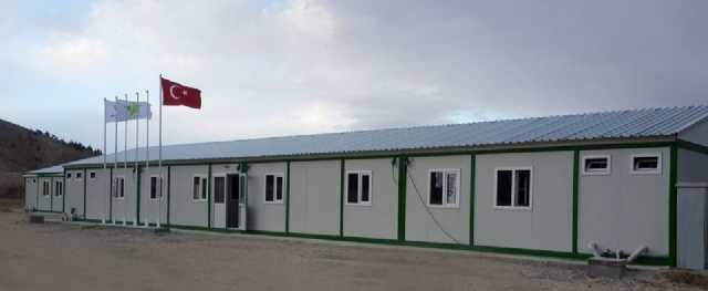 prefabrik ev, prefabrik konteynerler, prefabrik şantiye, prefabrik ofis, prefabrik çelik yapılar,