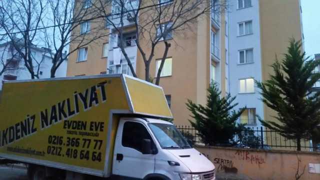 Antalya Evden Eve Nakliyat Firmaları