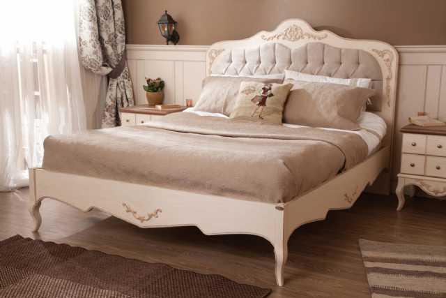 Country Yatak Odaları Masif Mobilyalar