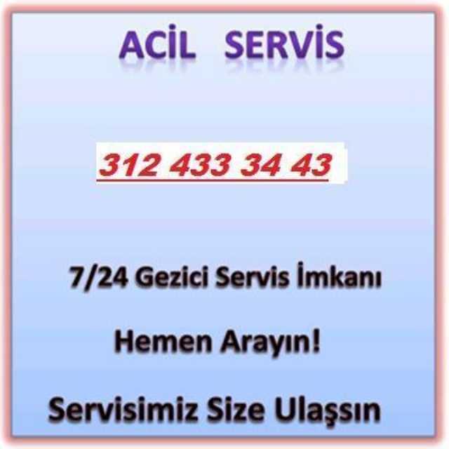 Alo Kombi Servisi 0312 439 92 37  Ankara