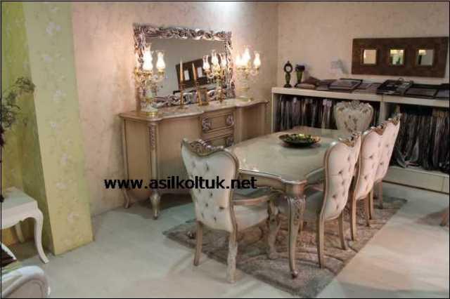 Klasik Yemek Odası İmalattan Klasik Yemek Odaları
