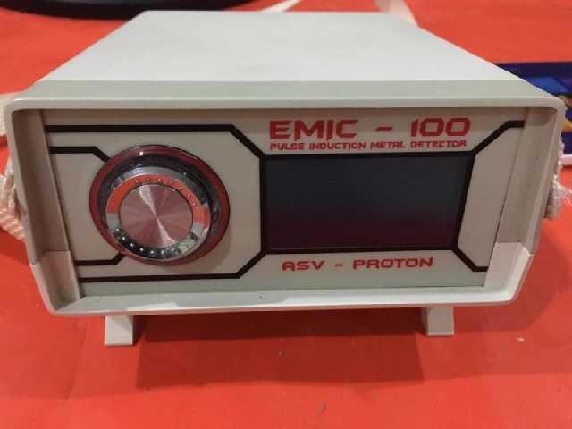 metal dedektör, ikinciel dedektör, define dedektörü, emic 100 3d görüntüleme ve vlf cihaz