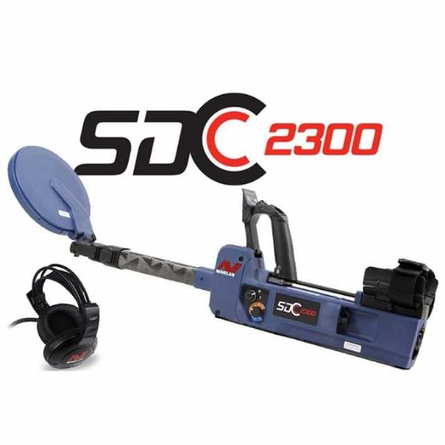 Minelab Sdc - 2300 Pulse Define