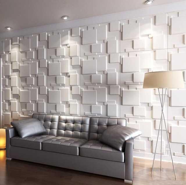 Yeni Nesil 3 Boyutlu Duvar Panelleri
