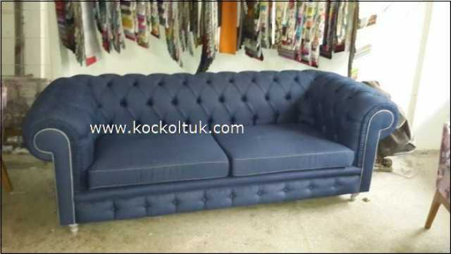 chester koltuk, rahat, chester koltuklar, dokuma kumaş, üçlü chester koltuk, sağlam kumaş, italyan chester koltuklar, fasulye chester koltuklar,