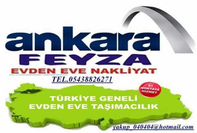 Ankara Evden Eve Nakliyat Ankara Feyza Nakliyat Ankara