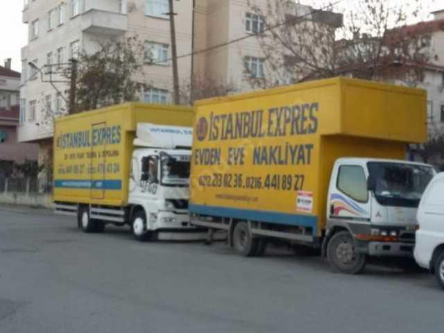 Şehirler Arası Nakliyat İstanbul