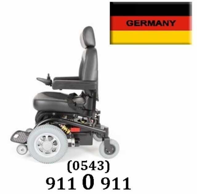 Swemo Q101 Akülü Sandalye Wollex