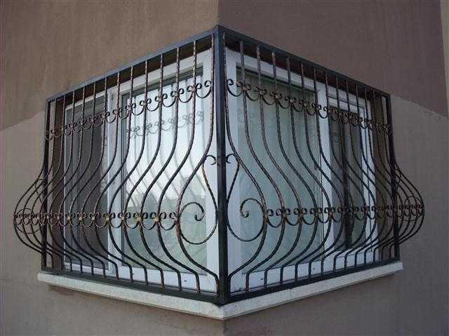 Etimesgut Demirci Baglıca Toki Çayyolu Pencere Demiri İşleri