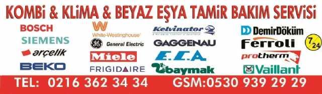 Baymak Kombi Servisi Anadolu Yakası Servis Hizmeti 7x24