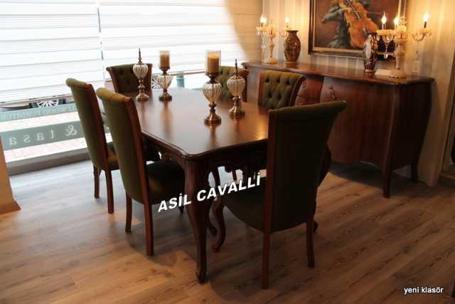 country yemek odaları, masa, sandalye, konsol, tv ünitesi