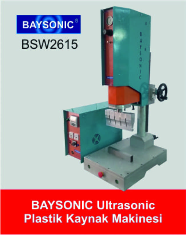 ultrasonik,  plastik, kaynak makinesi, plastik kaynak makinesi