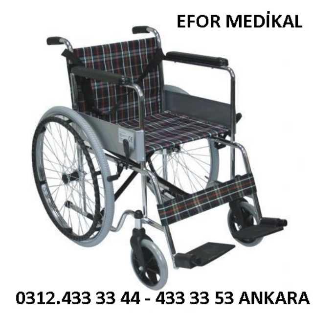 Tekerlekli Sandalye 189 Tl Ankara