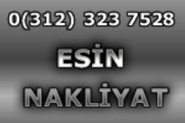 Esat  Nakliyat 0312 321 04 68 Evden Eve