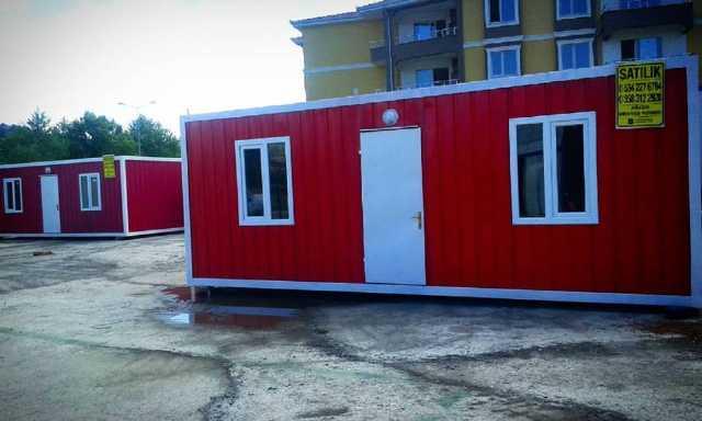 Satılık Konteyner Prefabrik Yapı Hemen Teslim Amasya Tokat