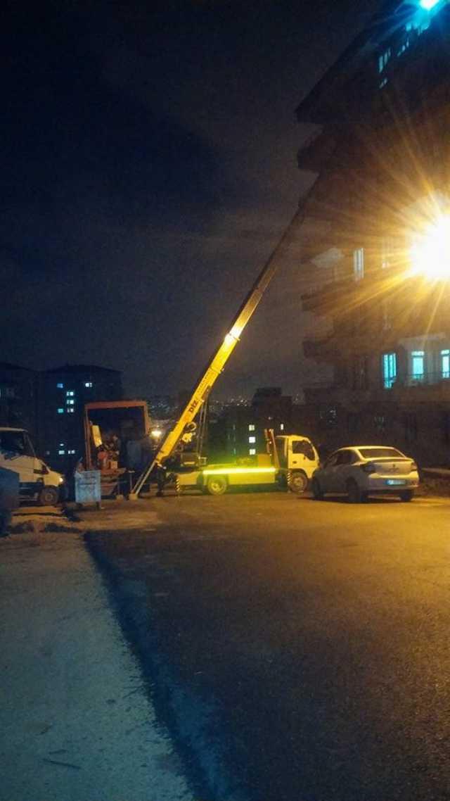 Gaziantep Asansörlü Taşımacılık Firması