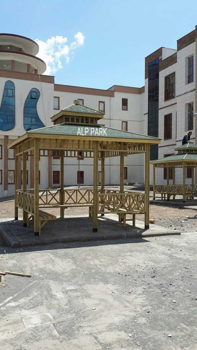 Kamelya Kamelya İmalatı Kent Ekipmanları Kent Mobilyaları