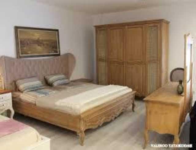 Country Yatak Odası Masif Yatak Odakları
