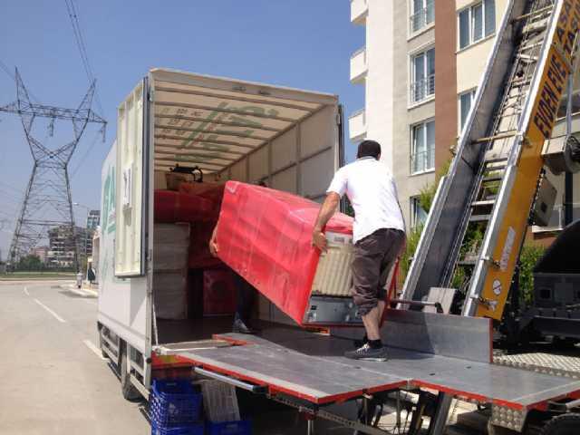 İzmirde Evden Eve Taşımacılık Garantili Sigortalı
