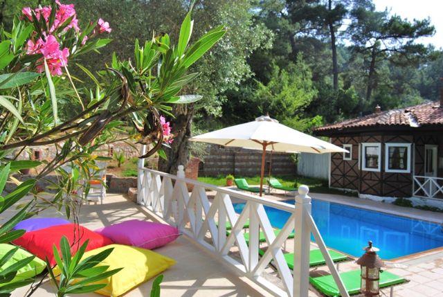 Marmaris Gökovada Özel Havuzlu Kiralık Villa Tatili