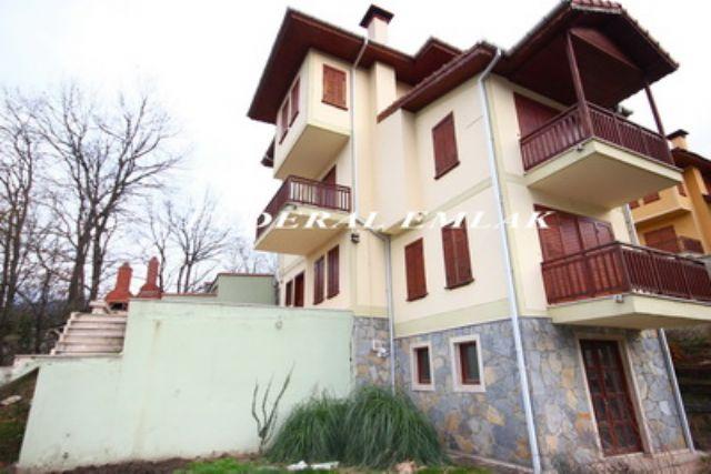 Federalden Kocaeli Bahçecikte Satılık Fourleks Villa
