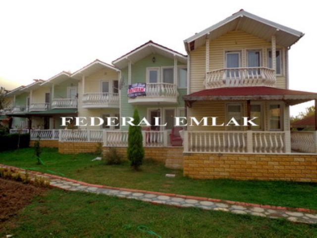 Federalden Kocaeli Derbentte Satılık Dubleks Villa