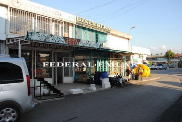 Federal'den Kocaeli  Körfez Sanayide Satılık Dükkan
