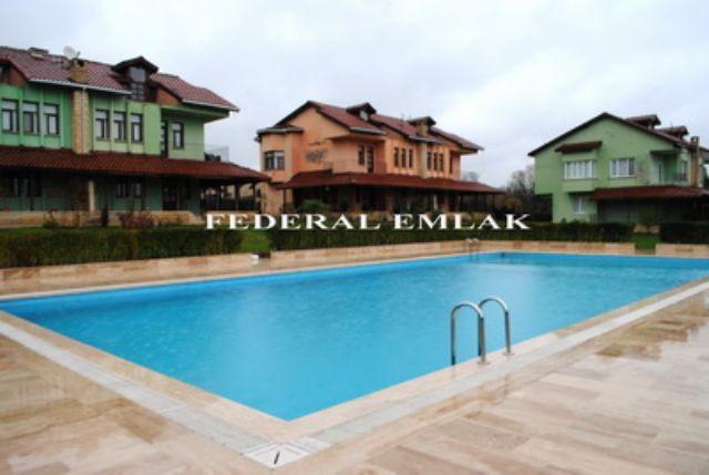 Federalden Kocaeli  Maşukiyede  Satılık Villa