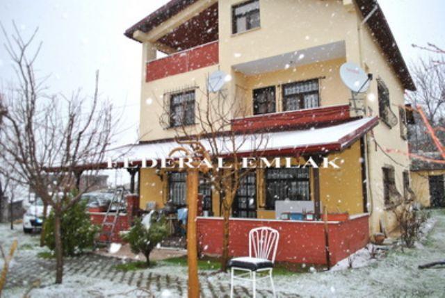Federalden  Kocaeli  İzmit Başiskele Karşıyakada  Satılık  Villa