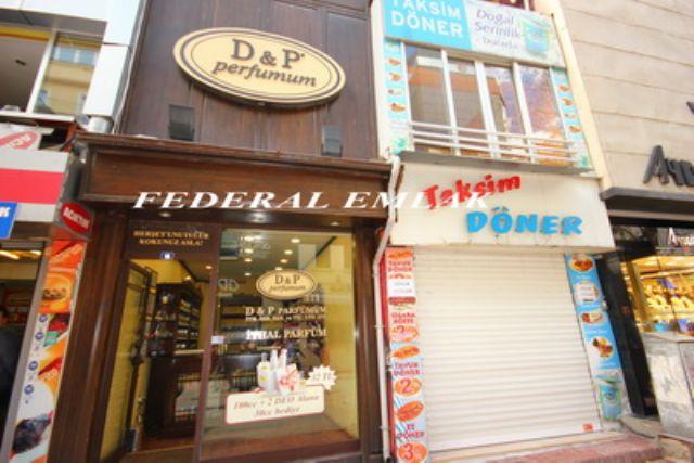Federal'den Kocaeli İzmit Merkezde Kiralık Dükkan