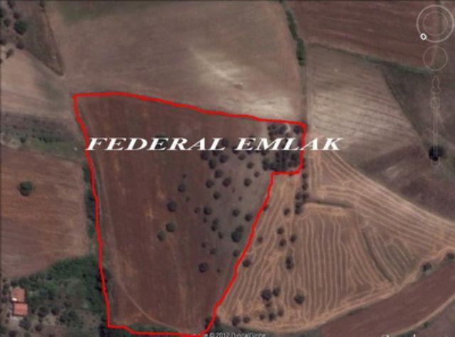 Federalden Yalova Çiftlikköyde Yeni Körfez Yolu Mevkii  Satılık Tarla