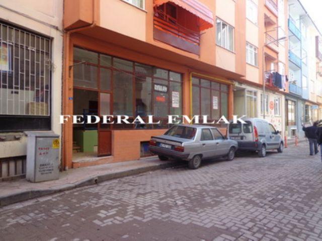 Federal'den İzmit Merkezde Kiralık Dükkan