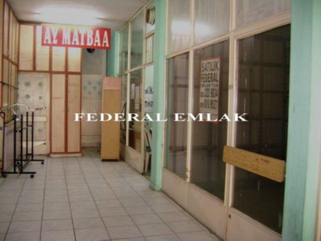 Federal'den İzmit Merkezde Satılık Dükkan