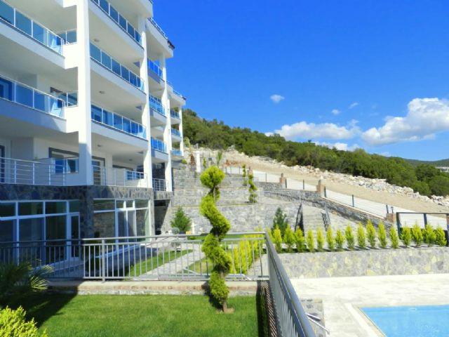 Muhteşem Bir Koyda Didim Akbükte Sahibinden Satılık Lux Villalar
