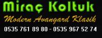 Köşe Koltuk Takımları Miraç Koltuk Logosu