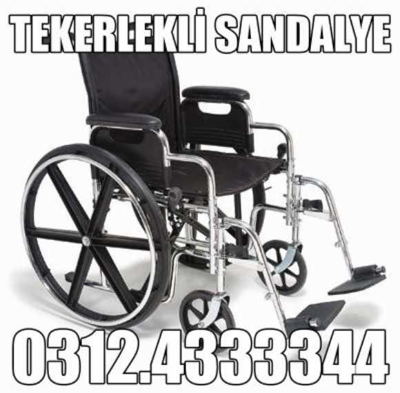 Tekerlekli Sandalye Türkiye Geneli Ücretsi Kargo