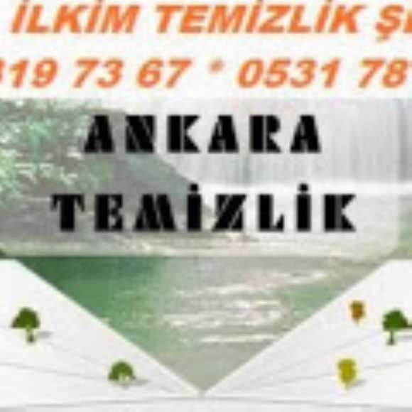 Ankara İlkim Temizlik Ev Temizliği 0312 319 73 67