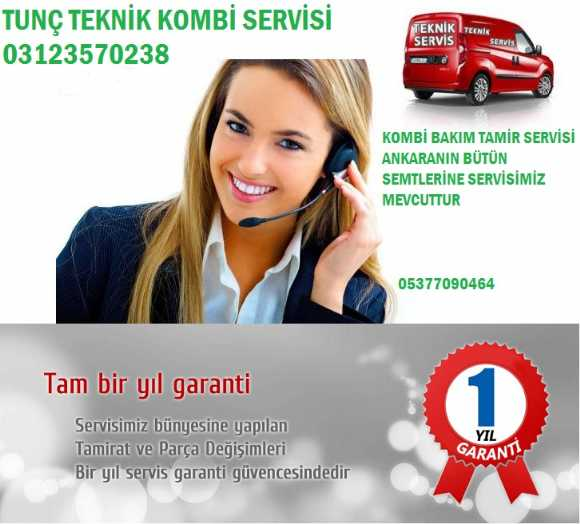 Kombi Servisi Ankara 03123570238